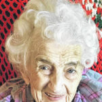 102nd birthday: Genevieve Emerson