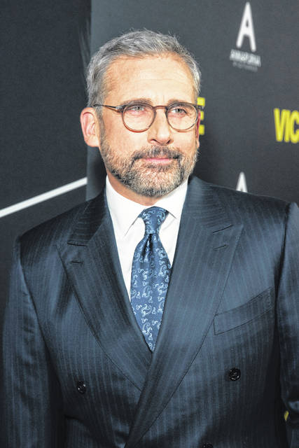 "Steve Carell attends Annapurna Pictures, Gary Sanchez Productions And Plan B Entertainment's World Premiere Of ""Vice"" at AMPAS Samuel Goldwyn Theater on Dec. 11, 2018 in Beverly Hills, Ca."