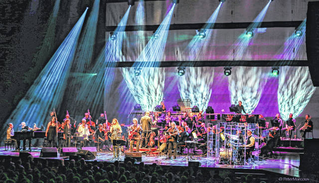 Jeans 'n Classics, a Canada-based rock band, will collaborate with the Lima Symphony Orchest on Monday night. Together, they'll perform an Abba-inspired show.