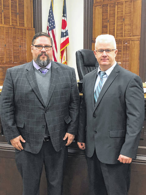 Kilgallon, left, and Durkin