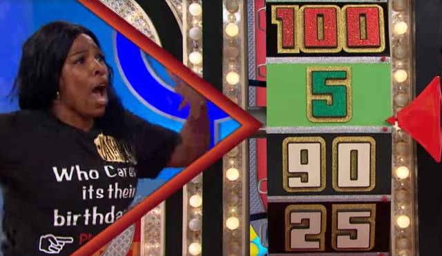"Photo courtesy of CBS.com Dashanna McClellan, of Lima, was the showcase winner on ""The Price is Right"" show that appeared on CBS on Tuesday."