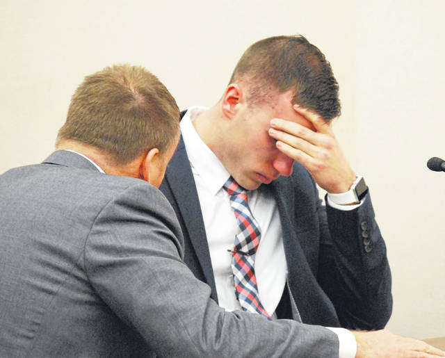 Former police officer gets 30-day sentence in traffic death of Lima man
