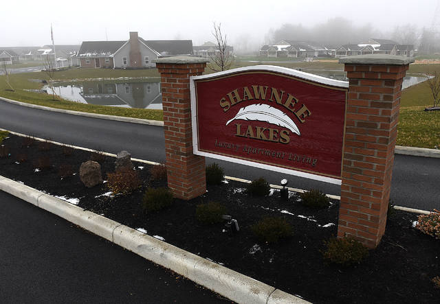 The newly developed Shawnee Lakes luxury apartments, located off Allentown Road in Lima, is one response to a growing demand for higher end rental housing.