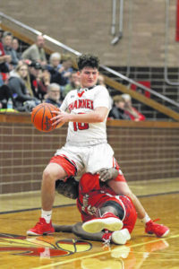 Shawnee powers past Perry