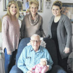 Five generations: Dunlap family