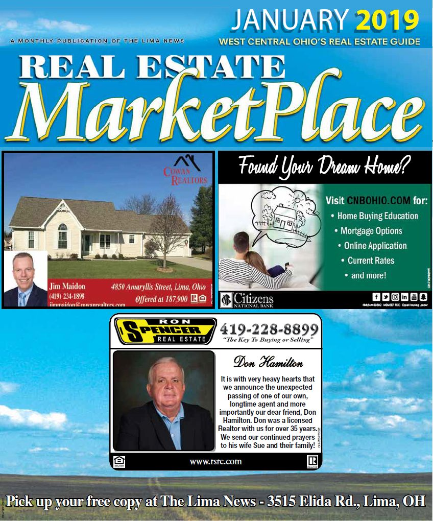 January Real Estate Marketplace