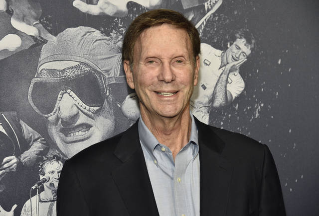 """Bob Einstein arrives at the Los Angeles premiere of """"Robin Williams: Come Inside My Mind"""" in June at the TCL Chinese Theatre. Albert Brooks, the younger brother of Einstein, says the comedy veteran known for """"The Smothers Brothers Comedy Hour"""" and """"Curb Your Enthusiasm"""" has died. He was 76."""