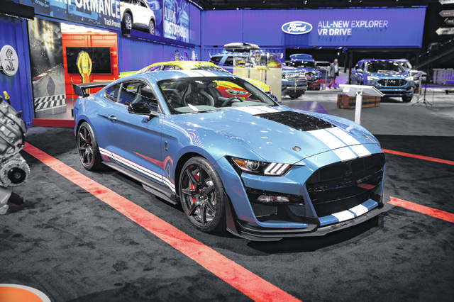 While Ford maintained a strong presence at the North American International Auto Show, fewer automakers made flashy announcements at the annual show, which moves to June starting in 2020.