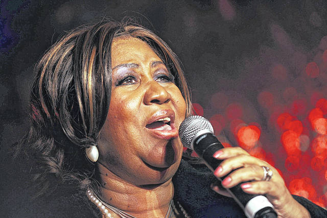 Aretha Franklin performs in 2008. Police are investigating a theft from Franklin's estate.