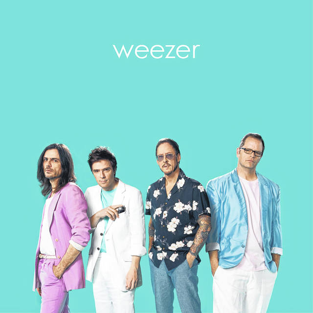 """Weezer (The Teal Album)"" dropped early Thursday morning, Jan. 24, 2019."