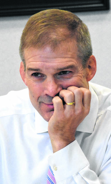Jim Jordan continues to rise in the ranks of the Republican Party. Craig J. Orosz | The Lima News