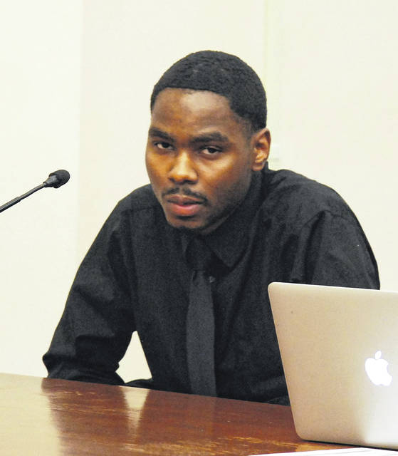 Marcavious Sims, 21, of Lima, was sentenced Tuesday to three years on probation on a third-degree felony charge of burglary. Sims was originally indicted on charges of aggravated burglary and burglary, felonies of the first- and second-degree, respectively, before taking a deal offered by prosecutors. He faced up to three years in prison.