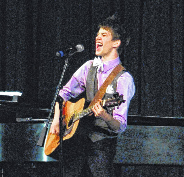 Micah Nicol will be in concert Sunday in Wapakoneta.
