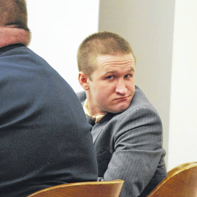 A jury trial got underway Tuesday for Dalton Crowe, a 27-year-old Lima man charged with felonious assault for allegedly stabbing his friend at least four times at a Lima apartment last year.