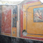 Pompeii dig uncovers Narcissus fresco