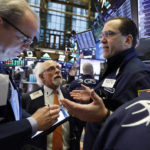 US stocks cap day of listless trading with modest gains