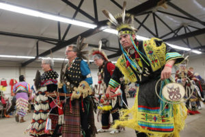 Native American culture on display in Lima