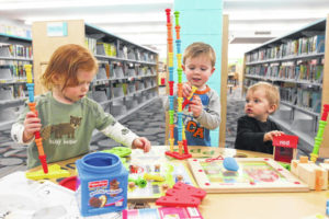 Library resources no longer only on shelves