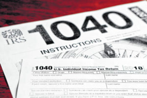 Smaller refunds surprise early tax filers