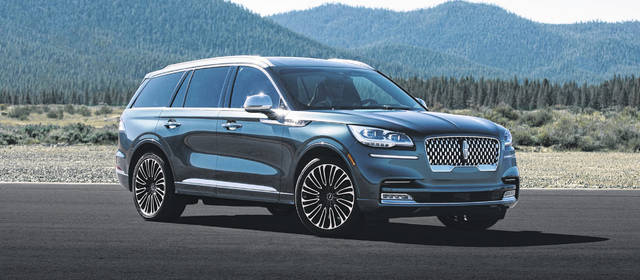 The all-new 2020 Lincoln Aviator will come in six- or seven-seat configurations. Based on the Chicago-built Ford Explorer, this luxury liner with available 30-way power-adjustable seats and a new 12.3 inch touch screen will be powered by either a 400 horsepower turbocharged V-6 with 10-speed transmission or a 450-horsepower plug-in hybrid capable of 600 pound-feet of torque.