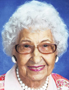 101st birthday: Martha Boogher