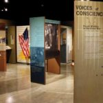 "Bluffton University hosts ""Voices of Conscience"" exhibit"