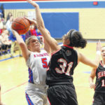 Girls basketball: Crestview prevents Spencerville from earning share of NWC championship