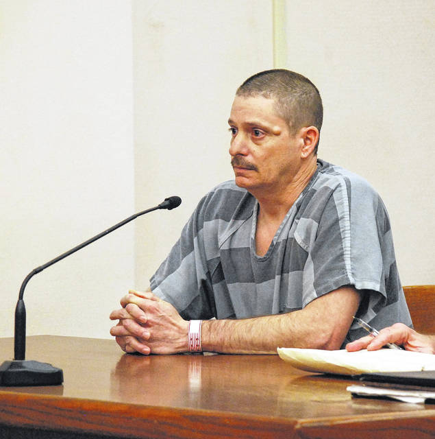 David Lewis, 43, of Lima, was released from prison Tuesday after serving 16 months for providing fentanyl to his wife, who died as a result of the couple's recreational drug use.
