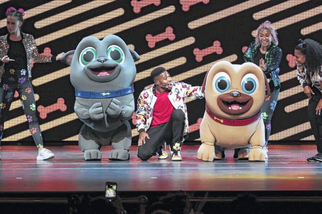 """Disney Junior Dance Party On Tour"" offers a high-energy interactive live show that brings the beloved characters and music from preschool television network to life."
