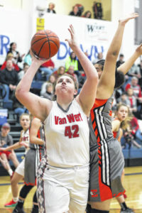 Girls basketball: Van Wert slips past Elida