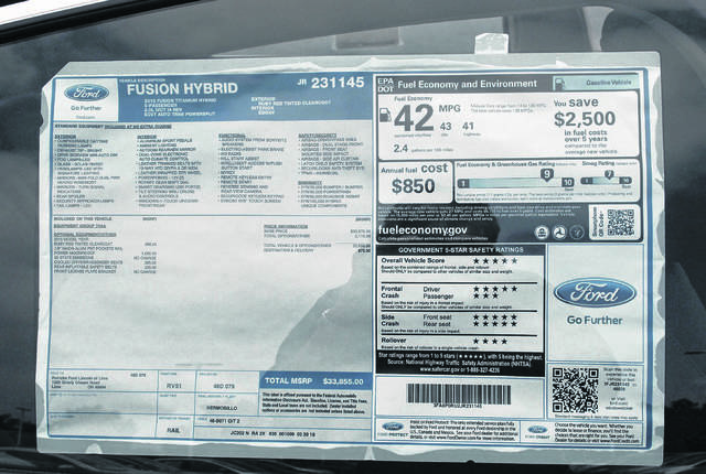 Ford reports investigation for United States emissions certification re: analytical modeling