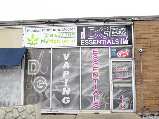 My Marijuana Card opened a clinic in Lima, located next to the DG Essentials vape shop at 2818 Elida Road.