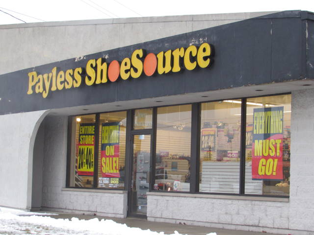 f951a1937 The Payless ShoeSource store on Elida Road is one of about 2