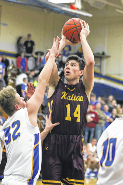 Boys basketball: Kalida secures PCL crown in convincing fashion