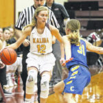 Girls basketball: Kalida goes unblemished in PCL with win against Continental