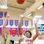 Boys basketball: LCC uses pressure to extract victory against Celina