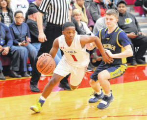 Boys basketball: Lima Senior ties for TRAC title