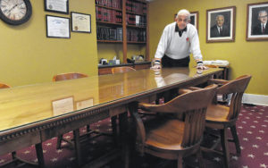 Jim Krumel: A $20 table with a story behind it