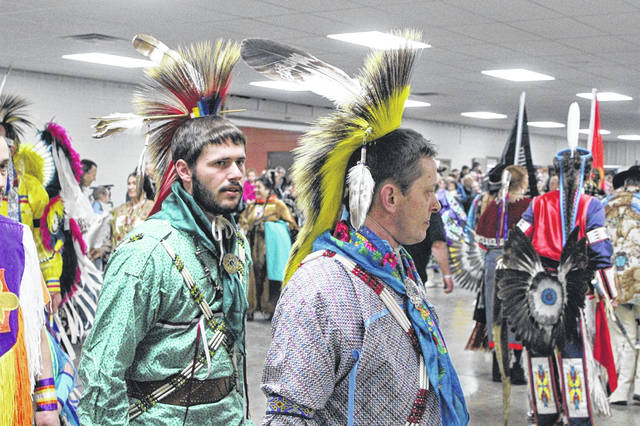 Pow wow provides chance to share, learn about culture
