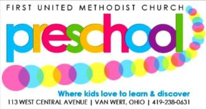 First United hosting Preschool Art Show and Fundraiser