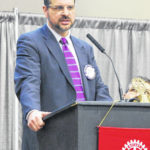 Assistant prosecutor speaks at Rotary Presidents Day lunch