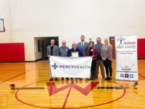 Activate Allen County honoring six schools with grant
