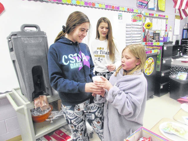 Glandorf raises funds for SS. Peter and Paul building renovation