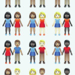 Emoji rulers approve skin-tone options for couples of color