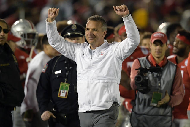 Urban Meyer staying in college football as a broadcaster for FOX