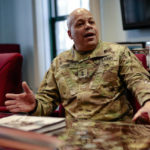Challenges for new Ohio National Guard head include fitness
