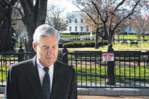 Mueller report: Trump didn't coordinate with Russia in 2016