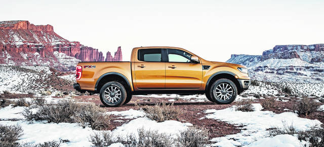 The 2019 Ford Ranger is bigger and more powerful than the previous version of the truck, but it's more costly too.