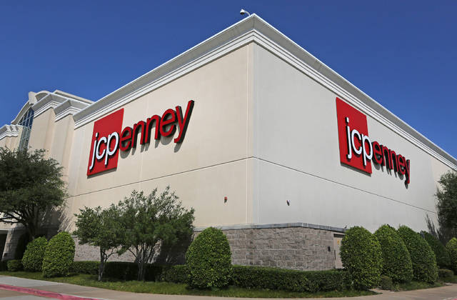 FILE-The J.C. Penney store at Stonebriar Centre on Friday, July 21, 2017 in Frisco, Texas. J.C. Penney is closing an additional 27 stores in the U.S. (Louis DeLuca/Dallas Morning News/TNS)