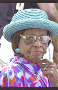 95th birthday: Bertha Smith